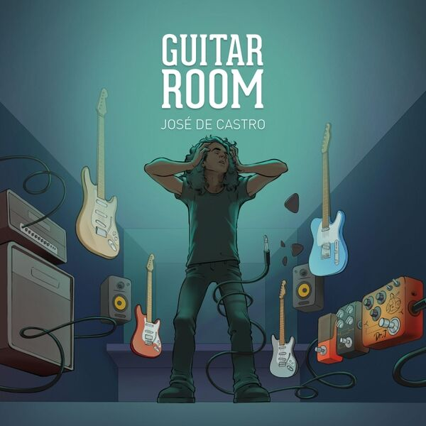 Cover art for Guitar Room